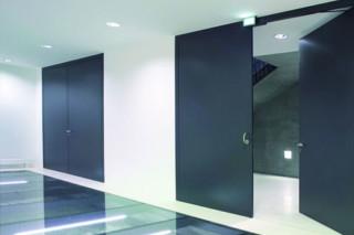 Fire- smoke control doors  by  Hörmann