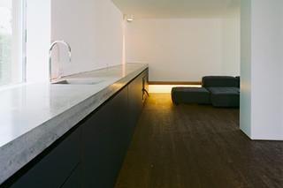 Atriumhaus  by  Holzrausch