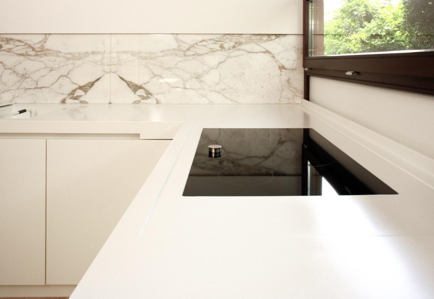 cucina minimale von holzrausch stylepark. Black Bedroom Furniture Sets. Home Design Ideas