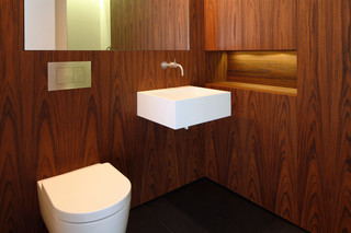Interior wall covering w7a  by  Holzrausch