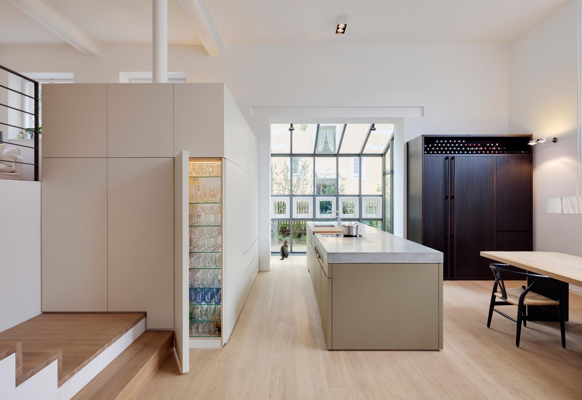 kitchen d45 by holzrausch stylepark. Black Bedroom Furniture Sets. Home Design Ideas