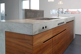 Kitchen w7a  by  Holzrausch