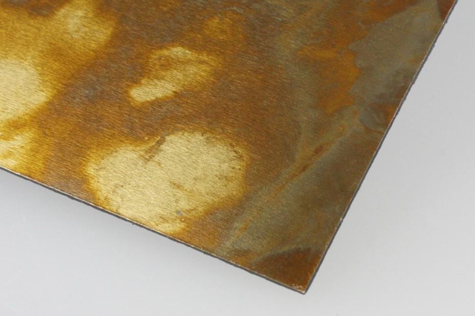 Brass Plain Antique