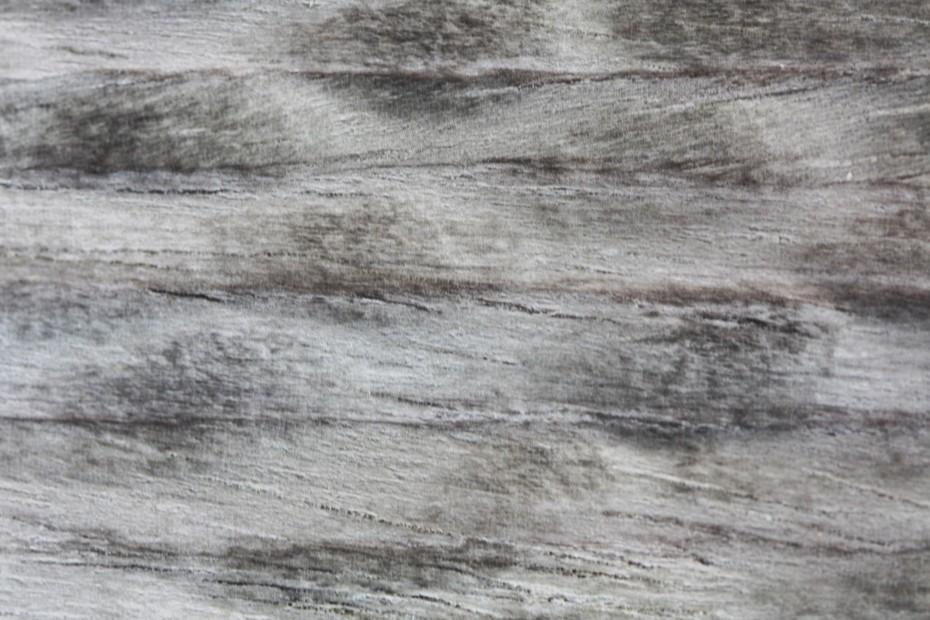Larix Grey Matt Short-Carved