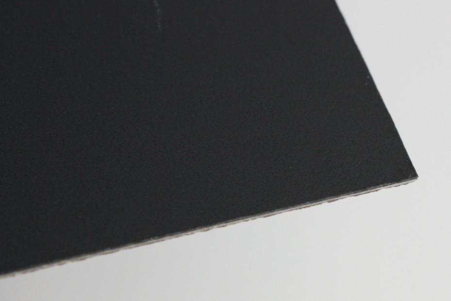 Magnetic board 8205 black matt (chalk)