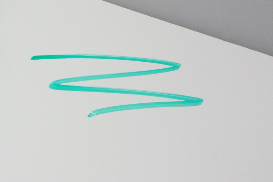 Magnetic board 8206 white glossy (boardmarker)