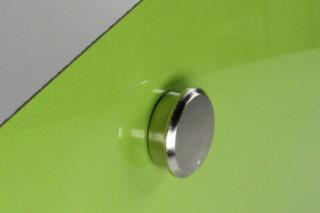 Magnethaftplatte 8232 Apfelgrün Glänzend (Boardmarker)  von  HOMAPAL