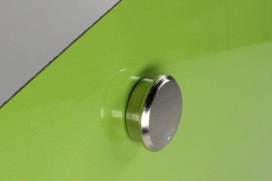 Magnetic board 8232 apple green glossy (boardmarker)