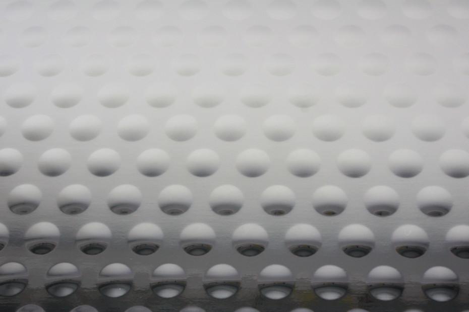 Polished Circles Natural