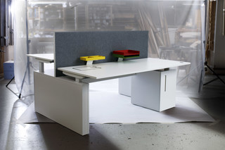 Nomono desk  by  Horreds