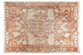 Electic orange  by  Hossein Rezvani