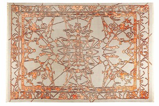 Electric Orange  von  Hossein Rezvani