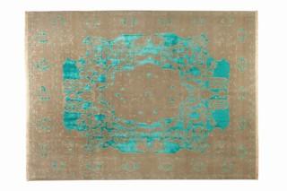 Farah turquoise  by  Hossein Rezvani