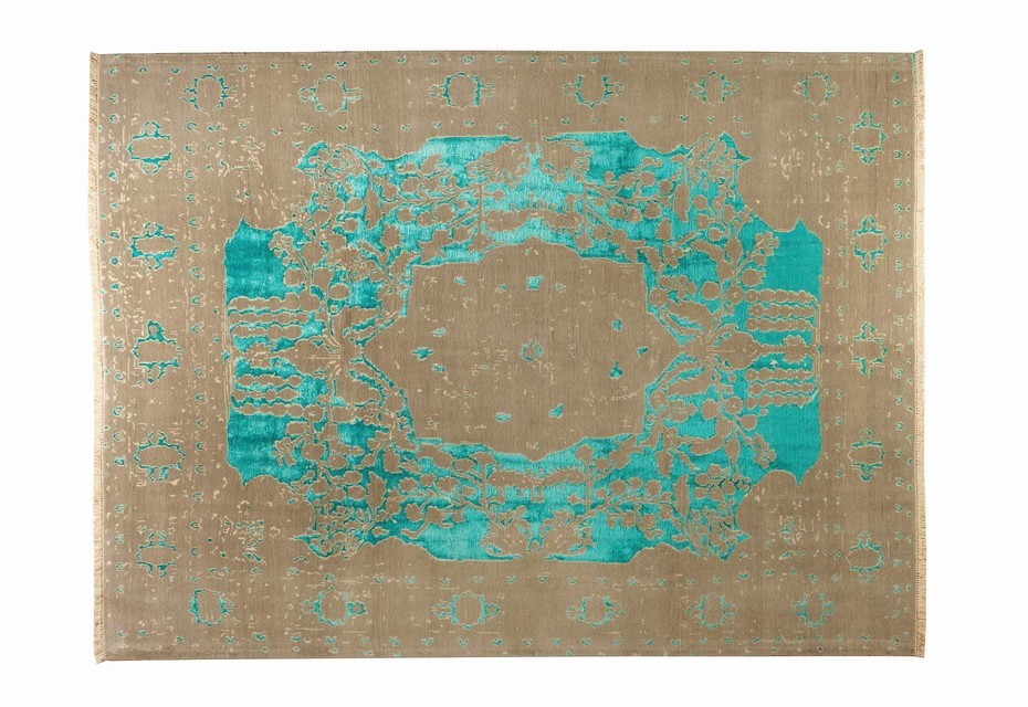 Farah turquoise