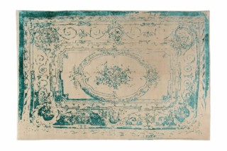 Frenchie Turquoise  by  Hossein Rezvani
