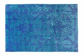 Kaaschi Vintage Blue  by  Hossein Rezvani