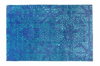 Kaaschi Vintage Blue  von  Hossein Rezvani