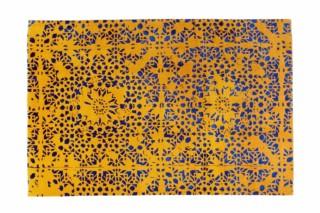 Kaaschi Vintage Yellow  by  Hossein Rezvani