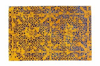 Kaaschi Vintage Yellow  von  Hossein Rezvani