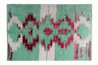 Kilim Green  by  Hossein Rezvani