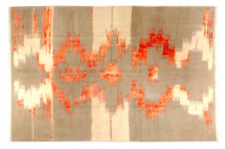 Kilim Orange  by  Hossein Rezvani