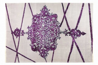 Saphir Purple  by  Hossein Rezvani