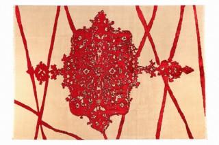 Saphir Red  by  Hossein Rezvani