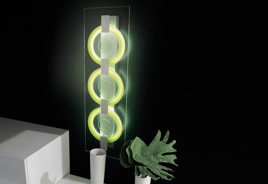 O-Sound 3 Wall- Ceiling light