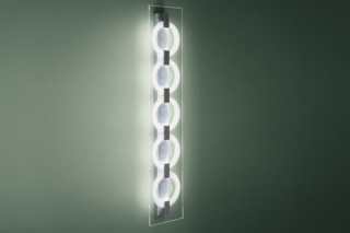 O-Sound 5 Wall- Ceiling lamp  by  I Tre