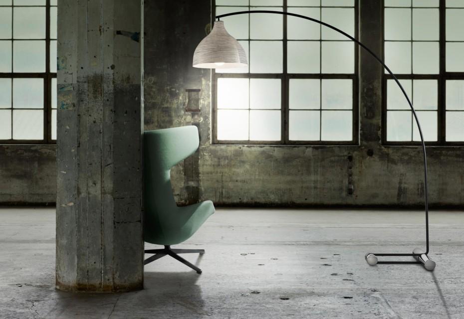 Prometeo floor lamp
