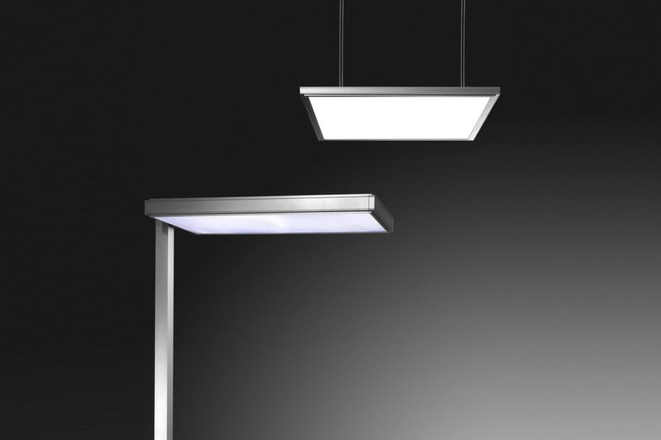 iPlan standing lamp