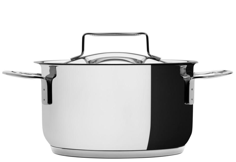 All Steel casserole 2,5l