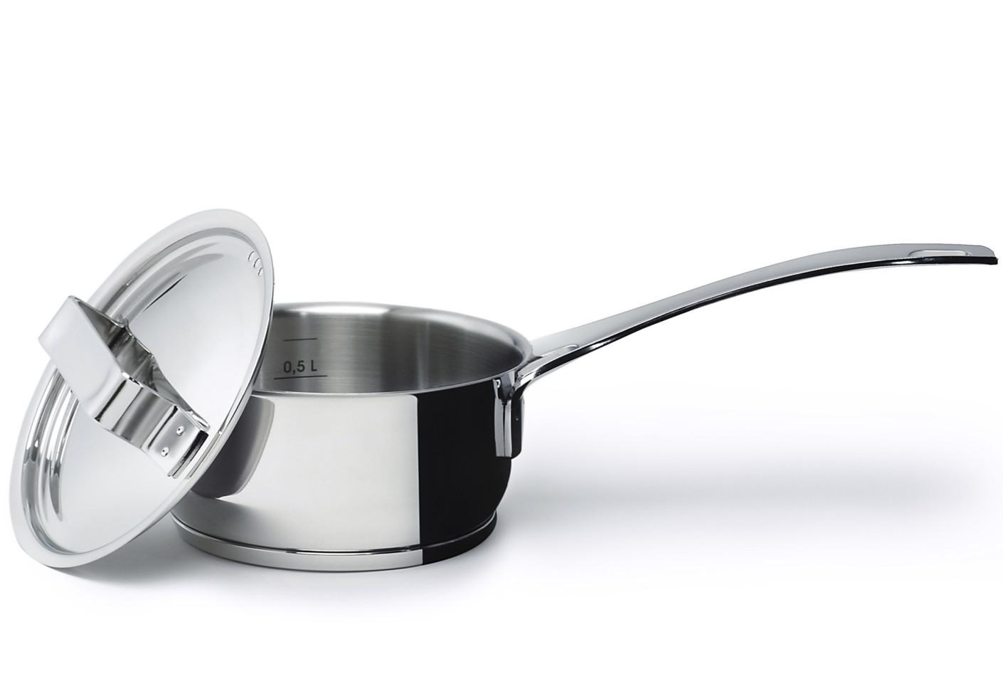 All Steel Small Saucepan By Iittala Stylepark