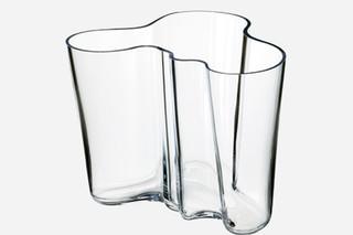 Alvar Aalto vase large  by  Iittala