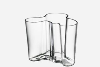 Alvar Aalto Vase mittel  von  Iittala