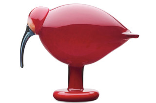 Red Ibis  by  Iittala