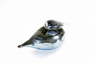 Small Goldcrest grey  by  Iittala