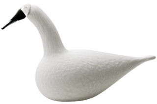 Whooper Swan white  by  Iittala