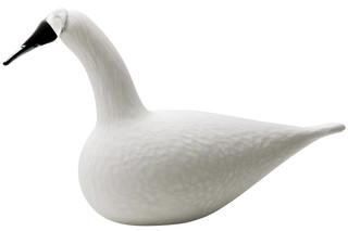 Whooper Swan white  by  Iittala
