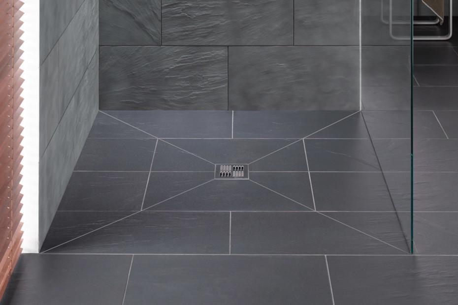Bodenebenes Duschsystem Poresta BF 70