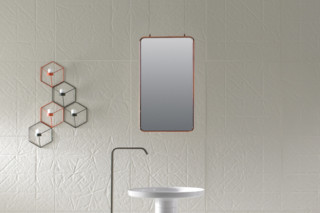 BOWL ceiling mirror  by  Inbani
