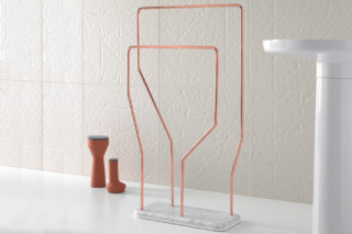 BOWL towel rack  by  Inbani
