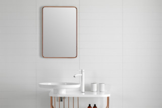 BOWL wall mirror  by  Inbani
