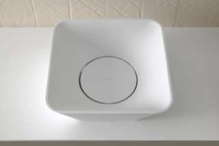 FLUENT countertop basin  by  Inbani