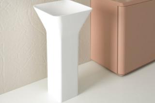 FLUENT freestanding washbasin  by  Inbani