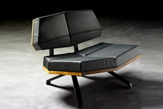 Shanghai lounge chair  by  INCHfurniture