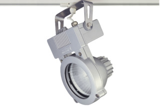 boxer T Rail track suspended light  by  Castaldi Lighting