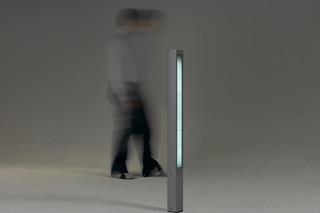 naster/ B39D  Bollard light  by  Castaldi Lighting