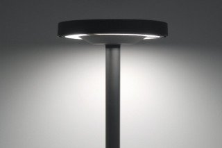 tau/ city Mast light  by  Castaldi Lighting