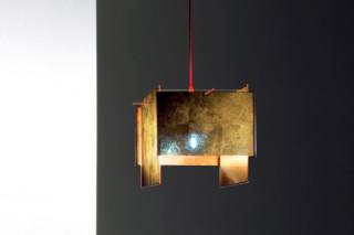 24 Karat Blau Hanging lamp  by  Ingo Maurer